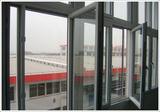 塑钢节能防火窗
